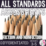 All Standards R.1 - R.9 Mix and Match Assessments