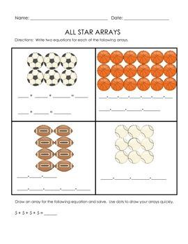 All Star Arrays