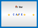 All Star CAFE - Setting a Reading Goal!