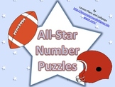 All-Star Number Puzzles