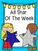 All Star Of The Week