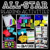 All Star Reading Activities {with a sports theme}