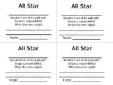 All Star Ticket