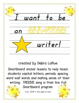 All-Star Writing