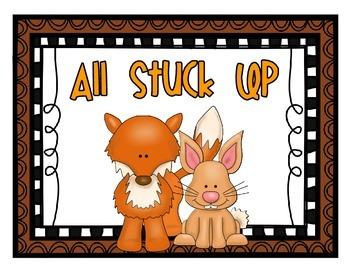 All Stuck Up: A Georgia Folktale Book Study
