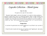 All Subject Board Game - Cupcake Collection