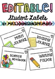 All Subject Labels