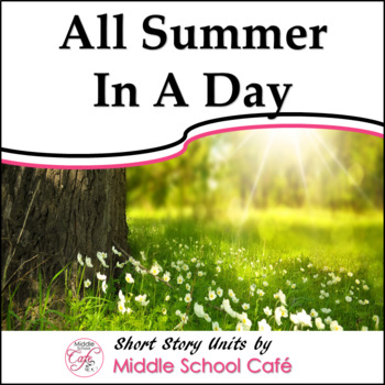 All Summer In A Day - Reading Guide