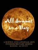 All Summer in a Day: A Science and Language Arts Interdisc