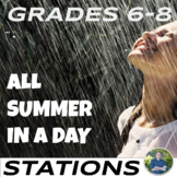 All Summer in a Day STATIONS