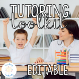 All The Tutor's Tools: Forms to Keep You Organized and Grow Your Business