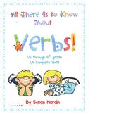 All There is to Know About Verbs