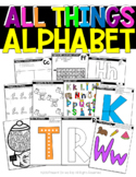 All Things ALPHABET: Learning to Form and Identify Letters