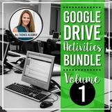 All Things Algebra® - Digital Activities Bundle for Google