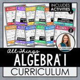 Algebra 1 Curriculum (with Activities)