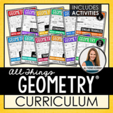 Geometry Curriculum (with Activities)