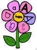 All Things Alphabet: Letter Recognition Flower Puzzles
