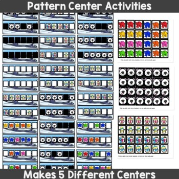 BEARS Winter Read Alouds and Activities and More Bundle
