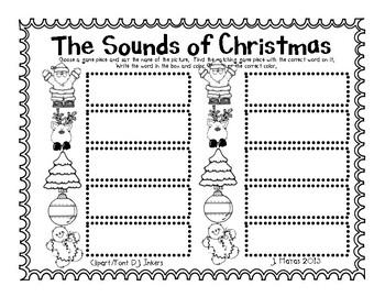 All Things Christmas {Santa, Elves, Reindeer, OH MY! Math & Literacy Centers}