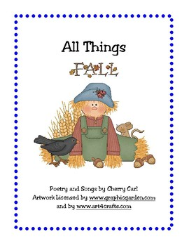 All Things Fall Activity Packet