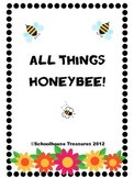 All Things Honeybee!  (Binder Pages and More!)