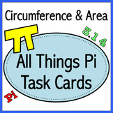 All Things Pi: Circumference & Area