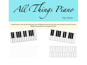 All Things Piano