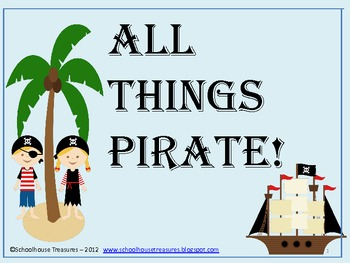 All Things Pirate