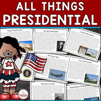 All Things Presidential: 8 Nonfiction Passages