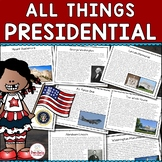 Presidents Day Activities   Reading Passages About Presidents  