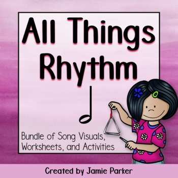 Half Note Bundle: All Things Rhythm (Bundle of Songs and Resources)
