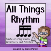 Rhythm Bundle: All Things Sixteenth Notes (Collection of Songs and Resources)