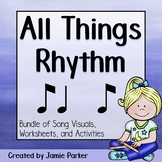 Rhythm: Syncopation Music Bundle (Songs and Resources for