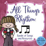 Rhythm Bundle: All Things Ti-Tika (Collection of Songs and