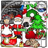 Santa Christmas Clipart