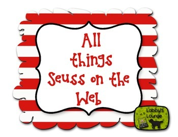 All Things Seuss on the  Web