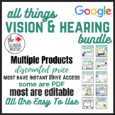 All Things Vision & Hearing