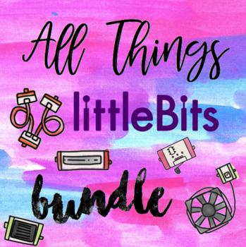 All Things littleBits STEAM BUNDLE
