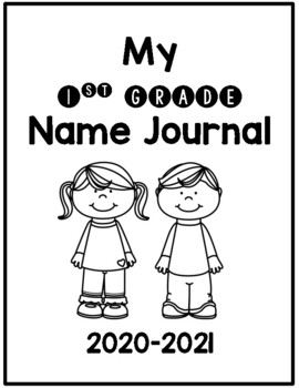 All Through The Year Name Journals