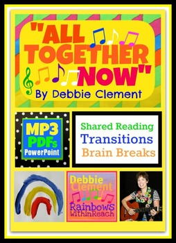 All Together Now: A Shared Reading/Transition Song for Primary Grades