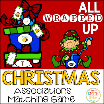 Christmas Associations Matching Game
