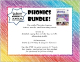 All Year Bundle Phonics Lessons Pinnell and Fountas Grade 2