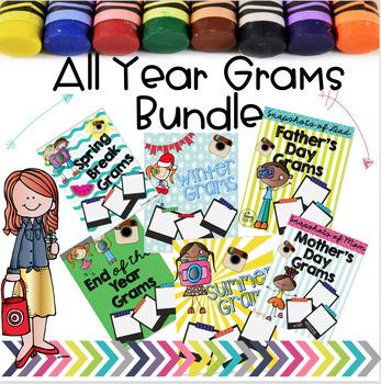 All Year Grams Bundle
