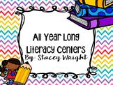 All Year Long Literacy Centers