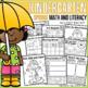 All Year Math and Literacy NO PREP The BUNDLE (Kindergarten)