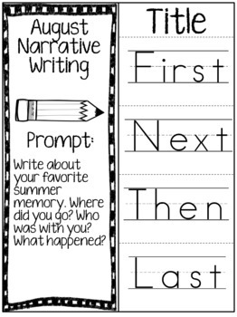 All Year Narrative Writing Bundle