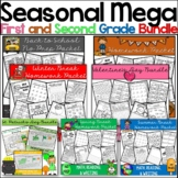 All Year No Prep Bundle: Back to School Activities