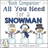 All You Need for a Snowman Book Companion