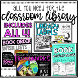 All You Need for the Classroom Library Bundle
