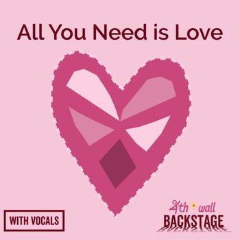 All You Need is Love - Vocal Track